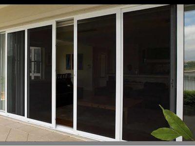 Perforated door (3)